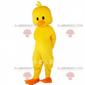 Žlutý kanárský maskot, obří ptačí kostým - Redbrokoly.com