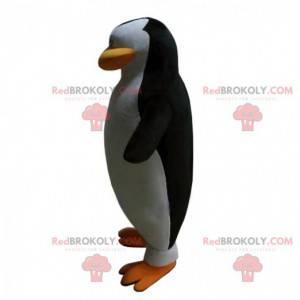 """Mascote pinguim do filme """"Os pinguins de Madagascar"""" -"""