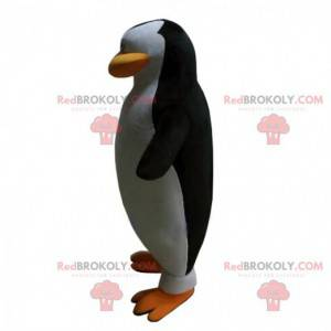 "Pinguïnmascotte uit de film ""The penguins of Madagascar"" -"