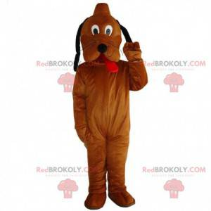 Mascot of Pluto, den berømte hund af Mickey Mouse -