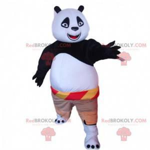 Po Ping-kostume, berømt panda fra Kung fu panda - Redbrokoly.com