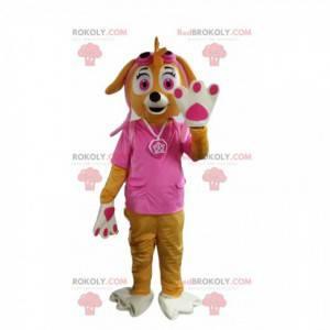 Maskot slavného kresleného psa Paw Patrol - Redbrokoly.com