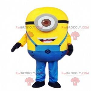 """Mascot of Stuart, the famous Minions of """"Me, ugly and nasty"""" -"""