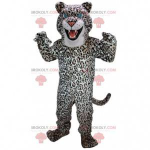 Leopardenmaskottchen, Plüschkatzenkostüm - Redbrokoly.com