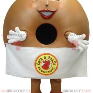 Reuze Donuts-mascotte - Redbrokoly.com