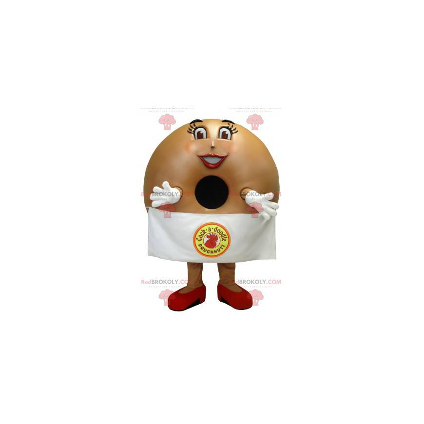 Riesen Donuts Maskottchen - Redbrokoly.com