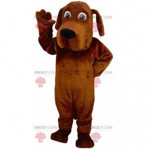 Giant dog mascot, Scottish dog, Bloodhound costume -