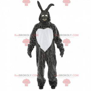 Mascote monstro do filme Donnie Darko, fantasia fantasia -