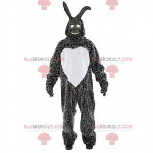 Monster mascot from the movie Donnie Darko, fantasy costume -