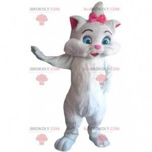 Maskot Marie, slavného bílého kotě v The Aristocats -