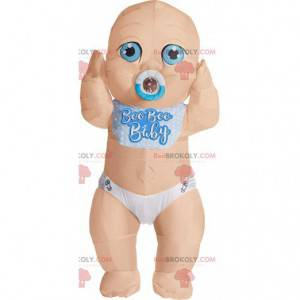 Baby inflatable mascot, giant baby inflatable costume -