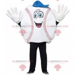 Mascote de beisebol, fantasia de beisebol - Redbrokoly.com