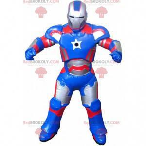 Iron Man mascot, famous movie character - Redbrokoly.com