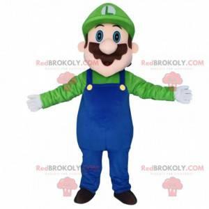 Mascota de Luigi, el famoso fontanero amigo de Mario de