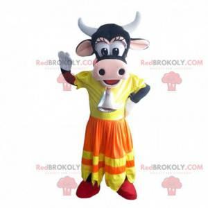 Maskot Clarabelle, den berømte ko fra Disney - Redbrokoly.com
