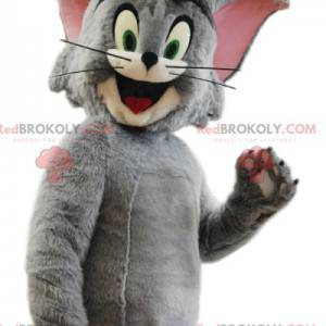 Maskot Tom, postava z karikatury Tom a Jerry - Redbrokoly.com