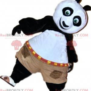 Mascote Po, personagem do Kung Fu Panda - Redbrokoly.com