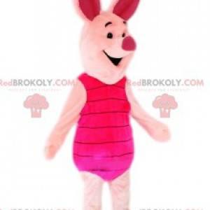 Mascote do Leitão, personagem do Ursinho Pooh - Redbrokoly.com