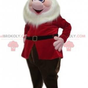 Mascot Prof, Blancanieves y los siete enanitos - Redbrokoly.com