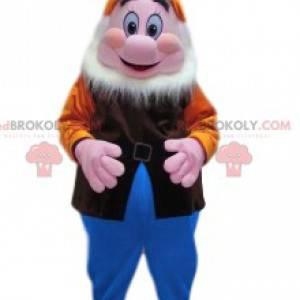 Mascot Happy, Blancanieves y los siete enanitos - Redbrokoly.com