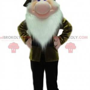 Grumpy Mascot, Snehvide og de syv dværge - Redbrokoly.com