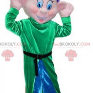Mascot Dopey, Snehvide og de syv dværge - Redbrokoly.com