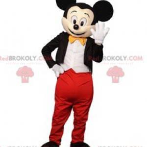Mascota de Mickey Mouse, verdadero embajador de Walt Disney -