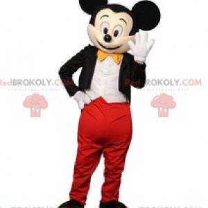 Mascote do Mickey Mouse, verdadeiro Embaixador de Walt Disney -