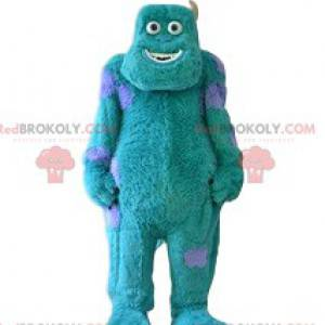 Mascot Sully, character from Monsters, Inc. - Redbrokoly.com