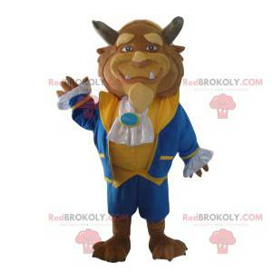 Mascot of The Beast, the prince of Beauty and the Beast -