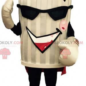Pít s sebou maskot, s jeho sluneční brýle - Redbrokoly.com