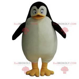 Mascota pingüino muy alegre - Redbrokoly.com