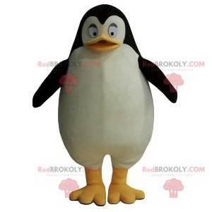 Mascote pinguim muito alegre - Redbrokoly.com