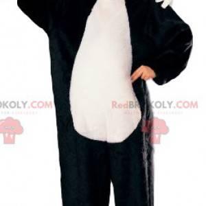 Mascote de Sylvester, personagem de desenho animado Tweety &