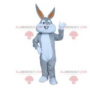 Bugs Bunny maskot, tegneserie Warner Bros. karakter -