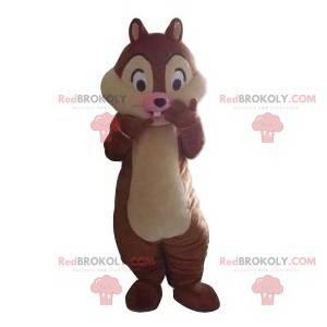 Tic mascot, the cartoon Tic & Tac - Redbrokoly.com