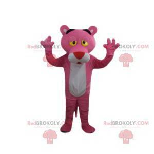 Maskotka Różowej Pantery. Kostium Różowej Pantery -
