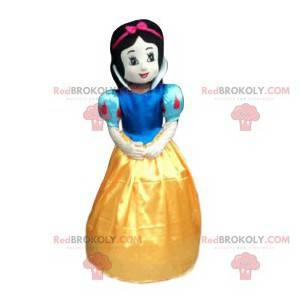 Sněhurka maskot. Sněhurkový kostým - Redbrokoly.com