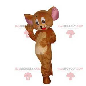 Maskot Jerry, myš z cartooon Tom a Jerry - Redbrokoly.com