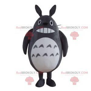Totoro mascot, the creature of My Neighbor Totoro -