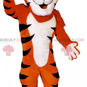 Tony the Tiger Maskottchen, Kellogs Müsli - Redbrokoly.com