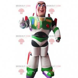 Mascot Buzz Lightyear, der Held von Toy Story - Redbrokoly.com