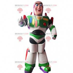 Mascot Buzz Lightyear, helten fra Toy Story - Redbrokoly.com
