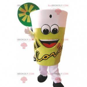 Super usměvavý maskot z limonády - Redbrokoly.com