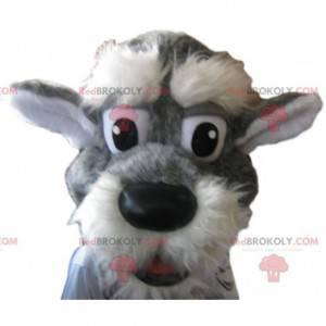 Mascot of Idefix, the dog of Obelix - Redbrokoly.com