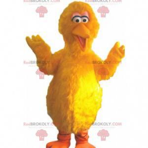 Mascota del pato amarillo. DISFRAZ PATO AMARILLO -