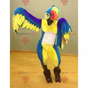 Vícebarevné maskot ptačí papoušek - Redbrokoly.com