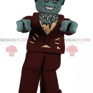 Frankenstein Playmobil Maskottchen. Playmobil Kostüm. -