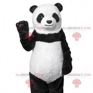 Fin pandamaskott. Panda kostyme - Redbrokoly.com