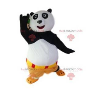 Mascote Po, do filme de animação Kung-Fu Panda - Redbrokoly.com